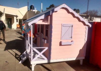 casita infantil de madera para niños-min